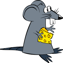 idiotprufs, rat cartoon
