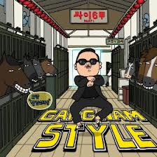 An artist's rendition of that Gangnam Style idiot. He name isn't Sparkle; it should be.image source: amazon.com