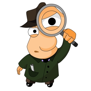 looking detective search term idiotprufs