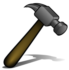 I'm launching a law suit; those irresponsible executives at Black & Decker, need to learn.image source: wpclipart.com