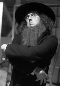 I couldn't find a picture of Steve, so here's one of Weird Al Yankovic.
