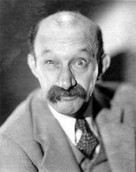 *What? You don't know James Finklayson. He was an old-timey actor famous for his double takes.