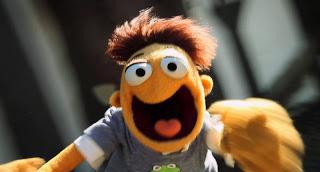 muppet running