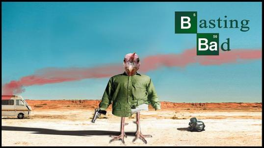 breaking bad Thanksgiving.
