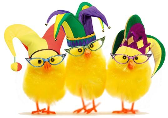 Silly Chicks