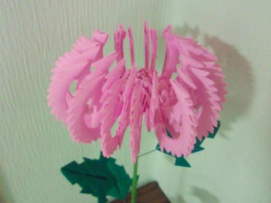 Nih idiotprufs origami flower mightylinksfo