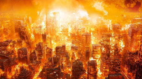 Apocalypse City Fire Dear Overbearing Paren...