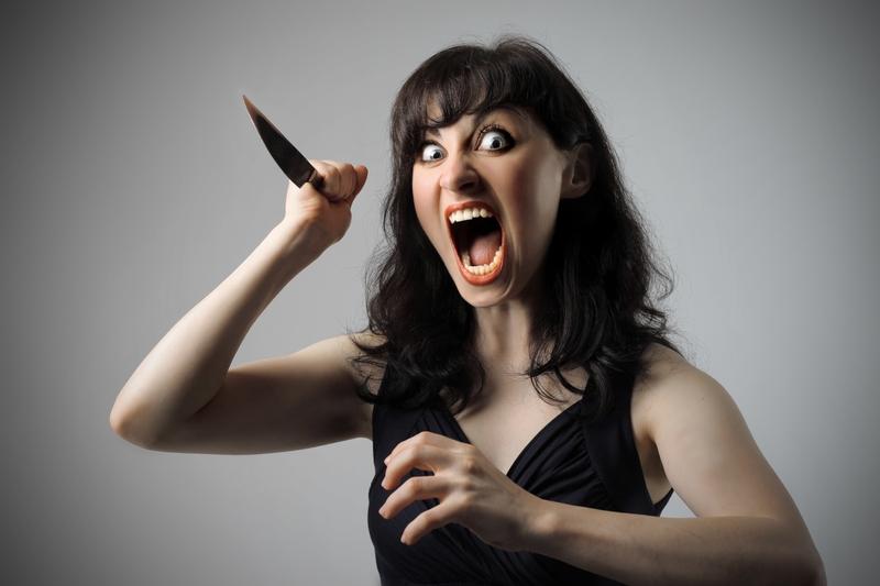 Resultado de imagen para crazy woman