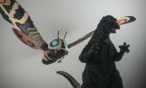 Mothra Godzilla