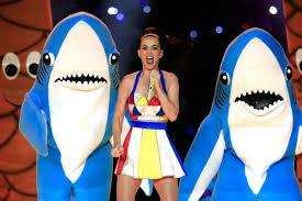 halftime sharks