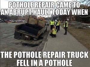 PennDot road crew