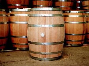 liquuor barrel