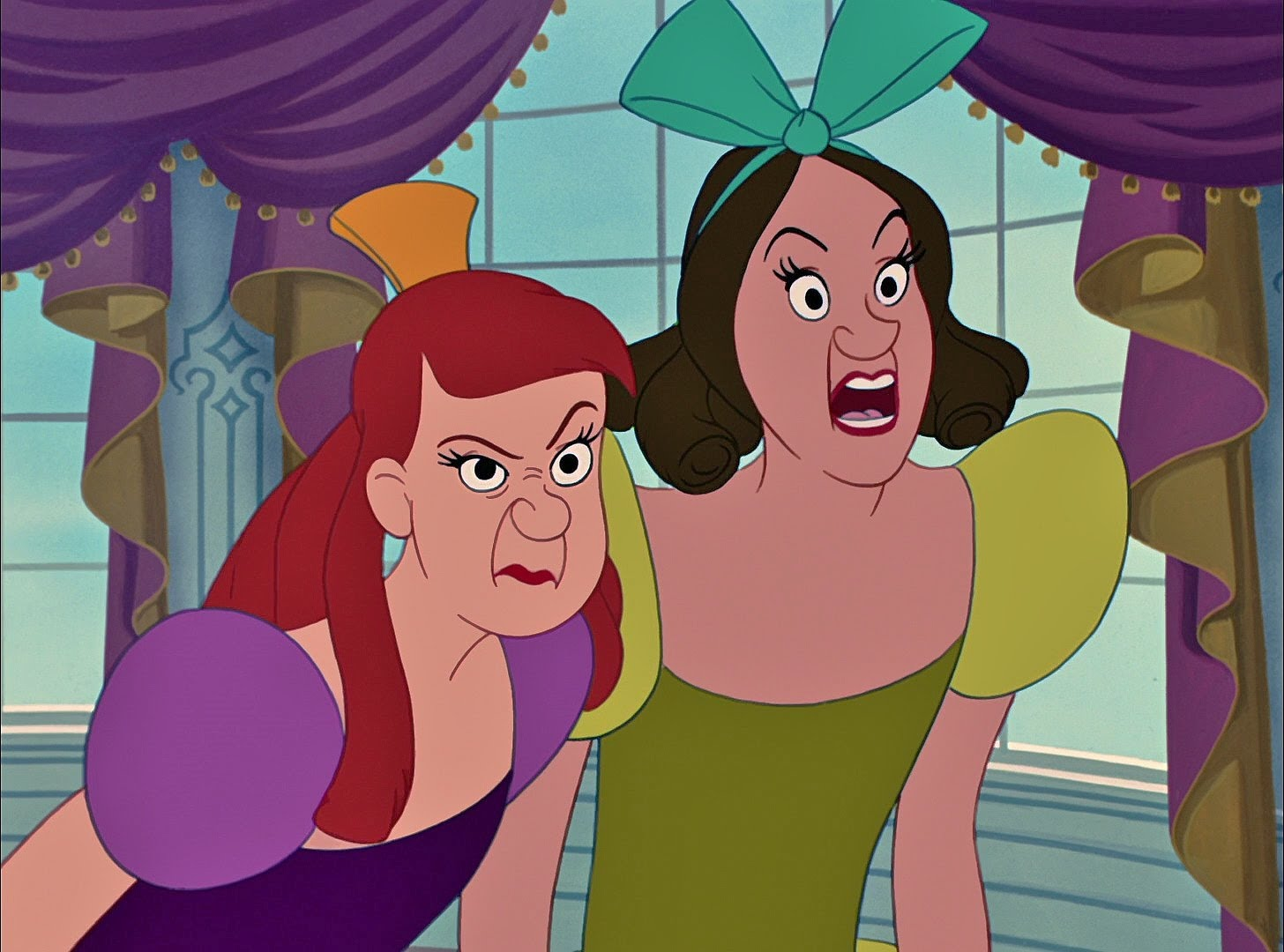 Cindereella's sisters